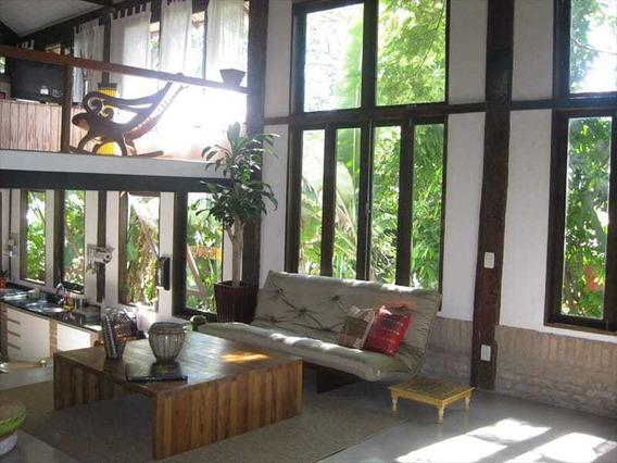 Casa Em Condomínio-à Venda-recreio Dos Bandeirantes-rio De Janeiro - Brcn10014