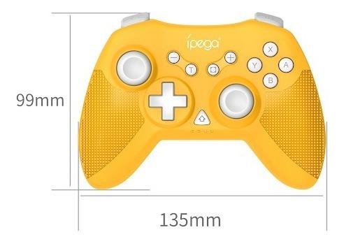 Control Ipega Pg-sw022 Bluetooth Nintendo Switch