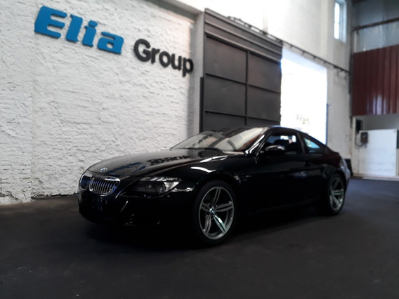 Bmw M6 5.0cc 507hp V10 2008 Elia Group Financio Y/o Permuto