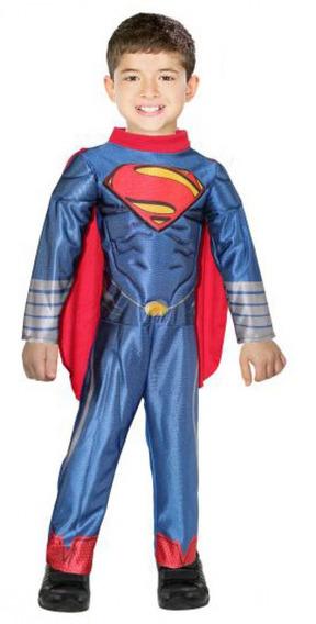 Disfraz De Superman Para Niños