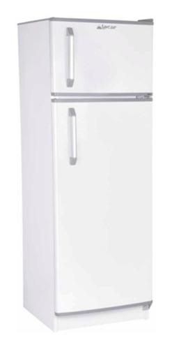 Imagen 1 de 2 de Heladera Lacar 2220 blanca con freezer 269L 220V