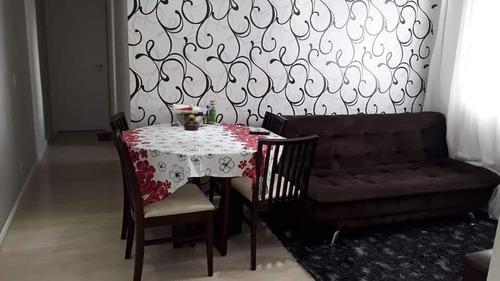 Imagem 1 de 21 de Apartamento Com 2 Dormitórios À Venda, 44 M² Por R$ 235.000,00 - Jardim Las Vegas - Guarulhos/sp - Ap2234