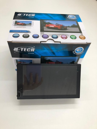 Multimídia Htech Ht-6120 7  Com Android