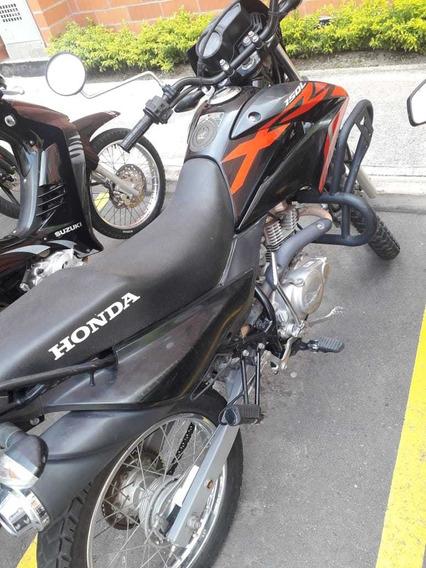 Honda Xr150l Negra