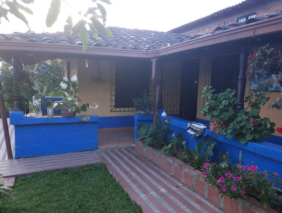 Casa Finca Amoblada Venta Santa Barbara Cod: 17466