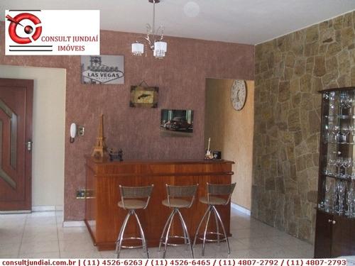 Imagem 1 de 29 de Casas À Venda  Em Jundiaí/sp - Compre A Sua Casa Aqui! - 1243101