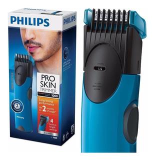 Cortabarba Cortadora Afeitadora Philips Bt 1000 -inalambrica