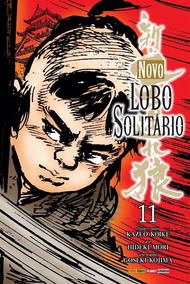 Novo Lobo Solitário - Edição 11