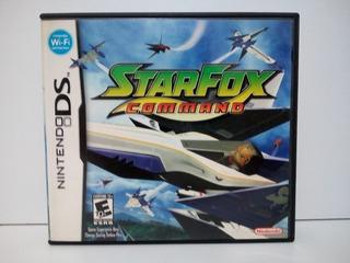 Nintendo Ds - Star Fox Command