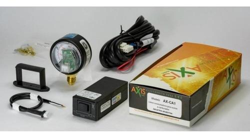 Llave Conmutadora Gnc/nafta Inyeccion O Carburador Axis