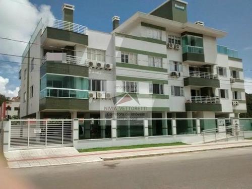 Apartamento A Venda No Bairro Ingleses Do Rio Vermelho Em - 1100-1