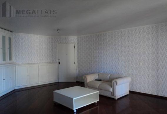 02668 - Flat 3 Dorms. (1 Suíte), Moema - São Paulo/sp - 2668