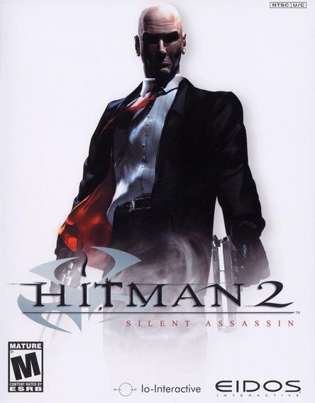Hitman 2 Silent Assassin Pc Digital