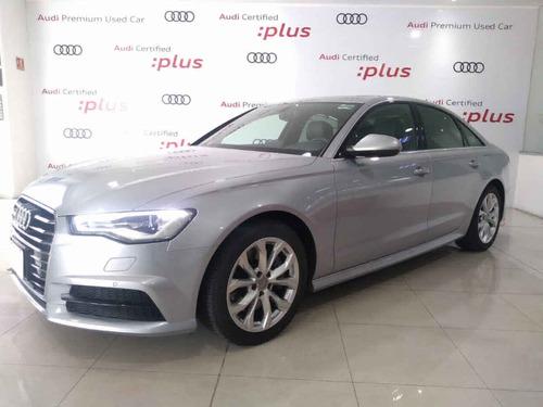 Imagen 1 de 15 de Audi A6 2017 4p Elite L4/2.0/t Aut