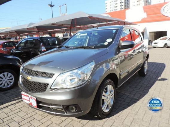 Chevrolet Agile Ltz 1.4 Mpfi 8v Econo.flex, Irr9516
