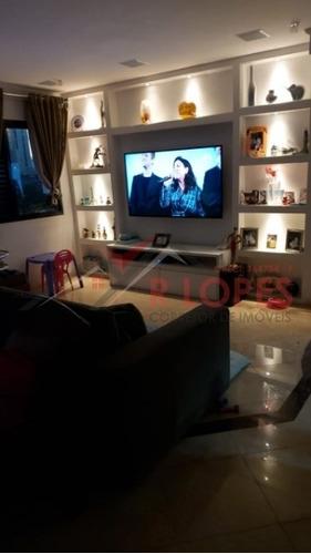 Imagem 1 de 30 de Apartamento Em Condomínio Padrão Para Venda No Bairro Vila Regente Feijó, 3 Dorm, 3 Suíte, 3 Vagas, 114 M - 2246