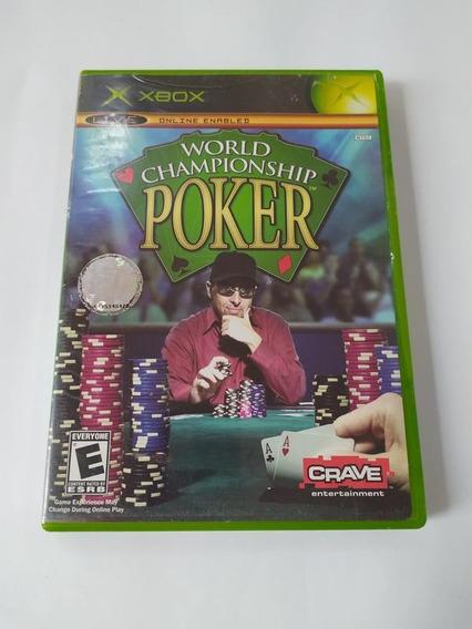 World Championship Poker - Xbox Clássico