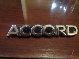 Insignia Honda Accord 80