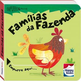 Livro - Empurre E Puxe - Famílias Da Fazenda