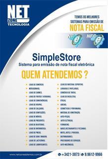 Sistema Para Supermercados, Lojas, Bares, Restaurantes Hotéis E Motéis...