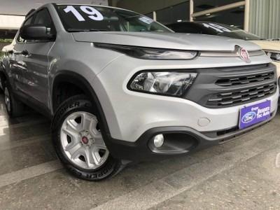 Fiat Toro Endurance 1.8 At 2019 - Ipva 2020 Pago