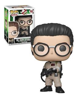 Funko Pop Ghostbuster Egon Splenger #743