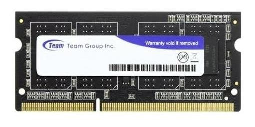 Memoria Sodimm Team Elite 4gb Ddr3 1600 Notebook