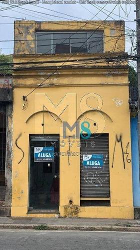 Sobrado Com 3 Dormitórios À Venda, 174 M² Por R$ 420.000,00 - Centro - Mogi Das Cruzes/sp - So0158