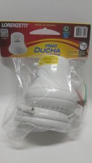 Ducha Electrica Lorenzetti 3t 5500 W Maxi Ducha Ultra 220v