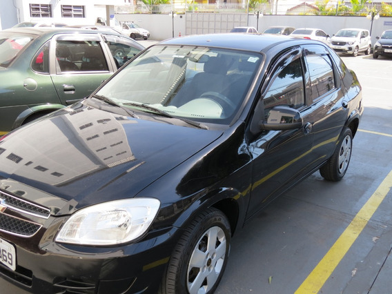 Chevrolet Prisma 1.4 Econoflex Único Dono Vidros E Trava El.