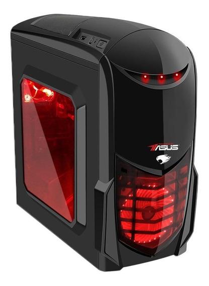 Pc G-fire Powered By Asus Ryzen 5 2400g 8gb 1tb Vega 11 2gb