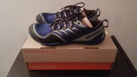Gomas Merrell Barefoot Runing