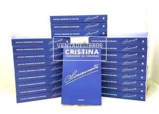 Sinceramente Cristina Fernandez Nuevo Envío Rápido Y Seguro
