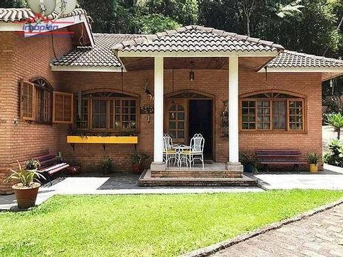 Chácara À Venda, 121000 M² Por R$ 4.700.000,00 - Atibaia Vista Da Montanha - Atibaia/sp - Ch0196