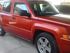 Jeep Patriot Sport 4x2 Cvt 2008 4 Cilindros