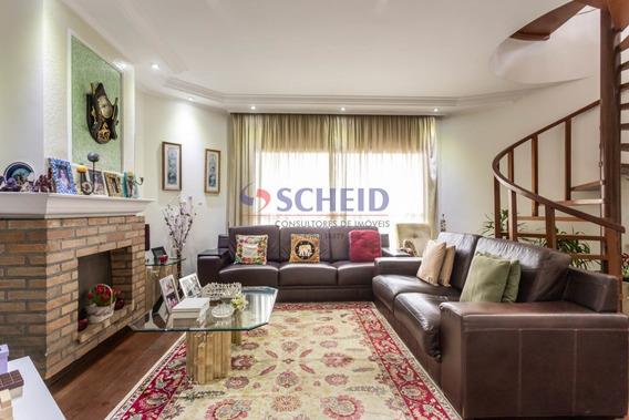 Cobertura Duplex Com 4 Dormitórios E Terraço Gourmet Com Piscina Privativa! - Mr45680