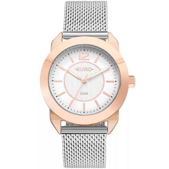 Relógio Euro Fashion Feminino Bicolor Eu2036ylt/4j