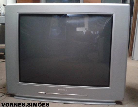 Tv Philips De 29 Polegadas (tubo) Em Excelente Estado.