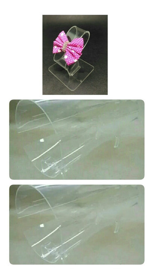 Suporte (1) Porta Laço Pequeno (2) Porta Tiara Arquinhos
