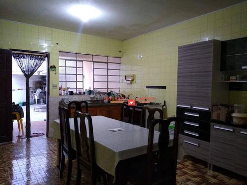 Imagem 1 de 22 de Ótima Oportunidade Para Renda, Duas Casas Com 3 E 2 Dormitórios - Ca0428
