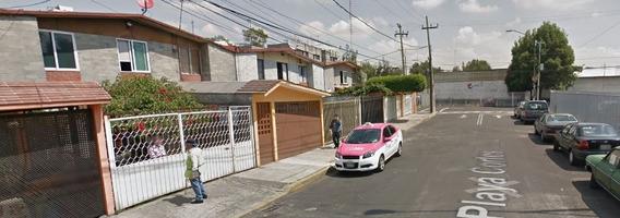 Casa En Playa Cortes Iztacalco, Remate Bancario