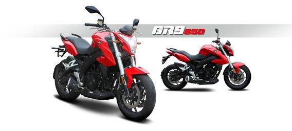 Moto Guerrero Gr9 650 Tipo Moto Honda Contado Motovega