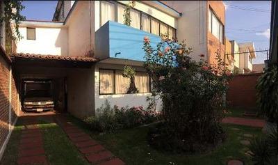 Venta Casa Residencial Bosques Del Sur Xochimilco Cdmx
