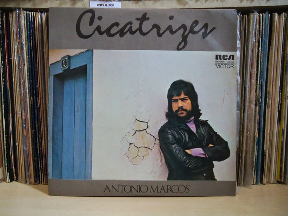 Lp Antonio Marcos-cicatrizes