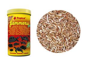 Ração Para Tartarugas E Peixes - Tropical Gammarus 30g