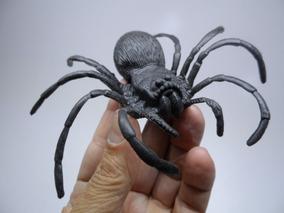 Kit 3 Aranhas 3 Baratas 1 Aranha Grande Plástico Imp Legítim