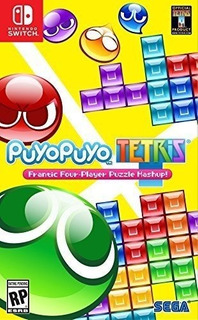 Puyo Puyo Tetris - Switch De Nintendo