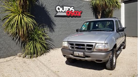 Ford Ranger Xl Plus 4x4 Dc 2003