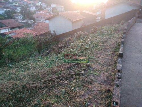 Imagem 1 de 5 de Terreno À Venda, 300 M² Por R$ 200.000,00 - Estância Noblesse - Ribeirão Pires/sp - Te3432