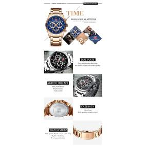 Mini Focus Mf0170g Reloj De Hombre Reloj De Cuarzo Correa De